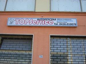 AUTOFFICINA TOP SERVICE di Franzoso Omar