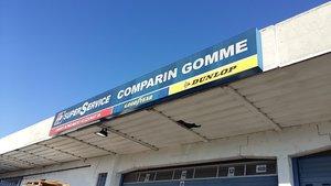 Comparin Gomme e servizi Srl
