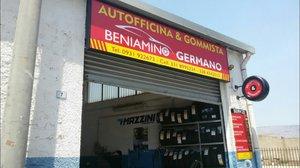Autofficina & Gommista Beniamino Germano