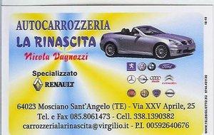 Autocarrozzeria La Rinascita Di Nicola Vagnozzi