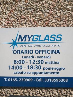 Aosta Vetri Auto Srl