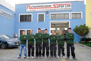 Autocarrozzeria & Autonoleggio SUPERCAR