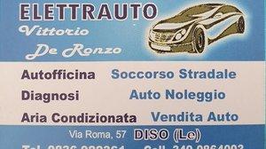 Autofficina & Autonoleggio De Ronzo Vittorio