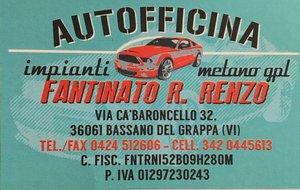 Autofficina Autoriparazioni Impianti Gpl Fantinato R. Renzo