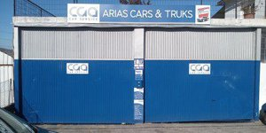 Arias cars and trucks