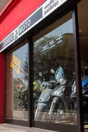 Zardo Moto - Kymco concessionario ufficiale per Vicenza