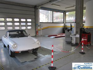 Centro Revisioni Autofficina Centomo di Centomo Angelo C. Snc