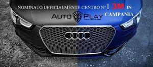 Autoplay sas - Car Wrapping Oscuramento Vetri Auto Caserta Napoli.