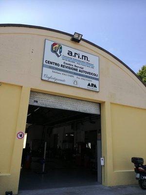 A.ri.m. Centro revisioni auto moto