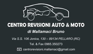 Autofficina e Centro Revisioni di Mallamaci Bruno