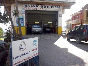 Autofficina Car System