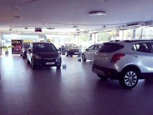 Adriatica Motori Concessionaria Opel Brindisi