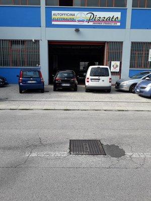 Autofficina Pizzato Enzo Soccorso stradale