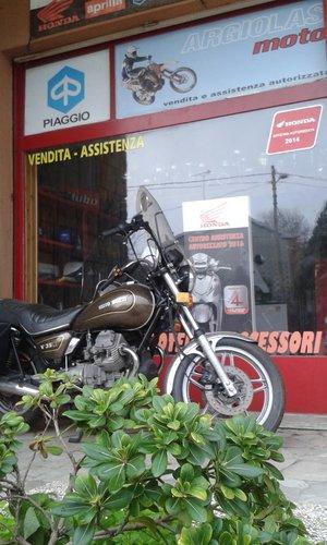 Argiolas Moto Di Giuseppe Argiolas