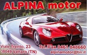 Alpina Motor Snc di Perpruner Franco e C.