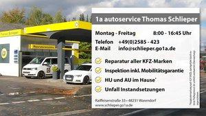 1a autoservice Thomas Schlieper