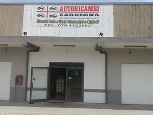 Autoricambi Sardegna