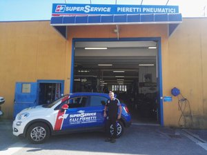 Pieretti Gomme Vicenza SuperService