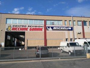 AUTOFFICINA RICCIONE GOMME SNC - Mastro Michelin
