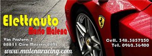 Elettrauto Malena Racing