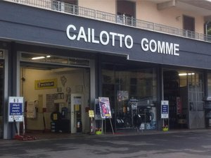 Cailotto Gomme