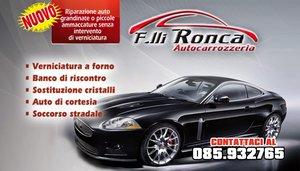 Autocarrozzeria F.lli Ronca