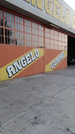 Angelo Gomme - Driver Center Pirelli