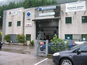 ARMANI EDOARDO & C. S.A.S. - AUTORIPARAZIONI - CENTRO REVISIONI - GOMMISTA - SOCCORSO STRADALE