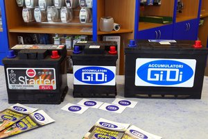 Accumulatori Gidi Srl - Gidi Store