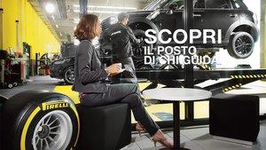 Piva Gomme Romano - Driver Center Pirelli
