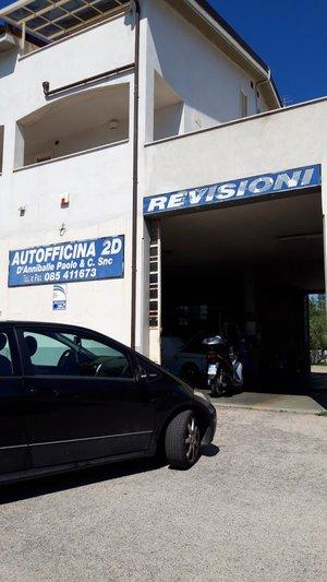 Autofficina 2d