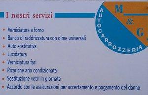 Autocarrozzeria Mele Grassi | Carrozzerie Sassari