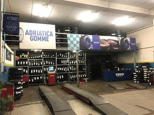 Adriatica Gomme S.A.S. Di Colangelo Roberto - Mastro Michelin