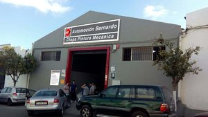 AUTOMOCION BERNARDO - Red de Talleres Autofit
