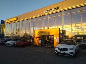 AZ Veicoli Group Srl - Concessionaria OPEL Treviglio