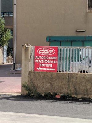 C.D.R. - Centro Distribuzione Ricambi - Srl