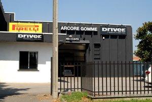 ARCORE GOMME SNC - DRIVER CENTER PIRELLI