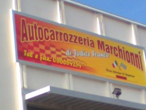 Autocarrozzeria Marchionni di Iodice Franco