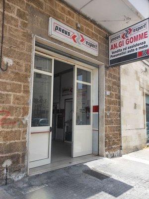 An. Gi. Gomme - Gommista a Lecce