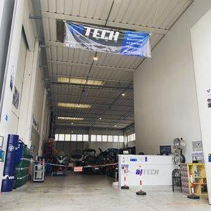 01 Tech Garage - Autofficina Gommista Detailing