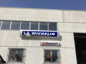 AUTOGOMME - Mastro Michelin