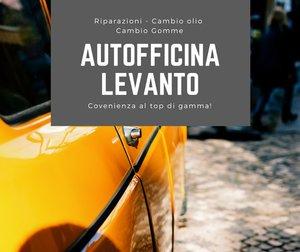 Autofficina Levanto Di Nicora Marco E Corradino Christian Snc