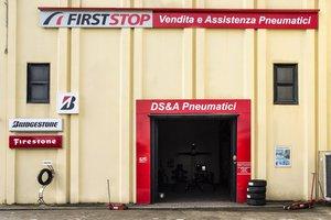 🚗Gommista a Benevento DS&A Pneumatici Di Santo Autorizzato Firststop