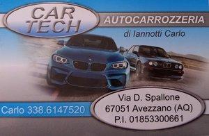 Autocarrozzeria Cartech di Iannotti Carlo